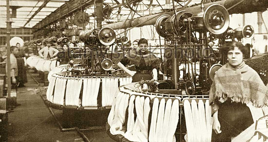 Women in the Mills
