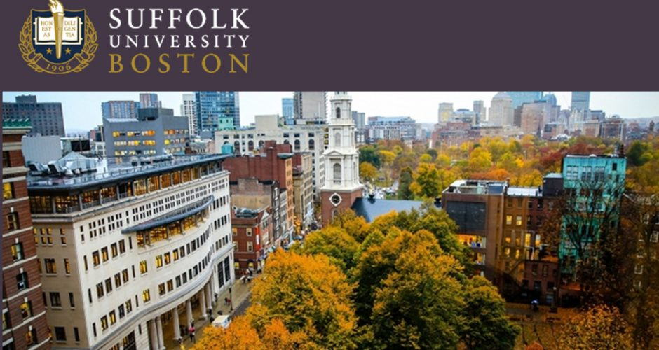 "Suffolk University Spotlight ""Follow Your Dream"""